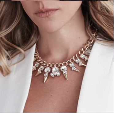 Kristin Cavallari Uncommon James Glitz Necklace