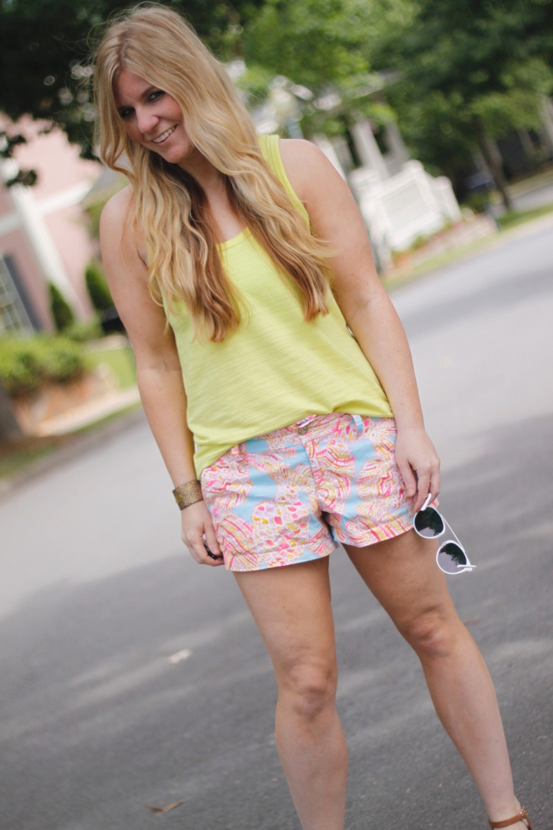 Lilly Pulitzer Shorts 2