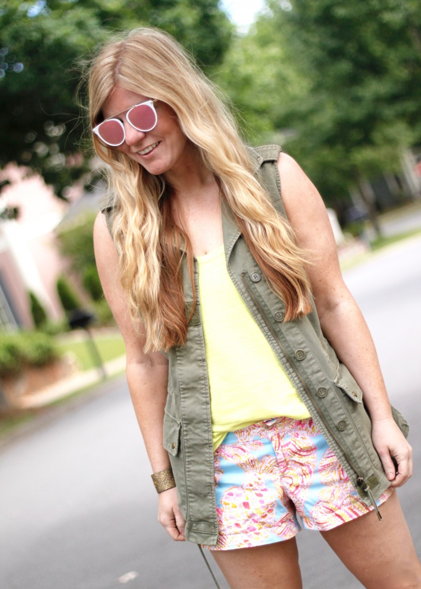Lilly Pulitzer Shorts 4