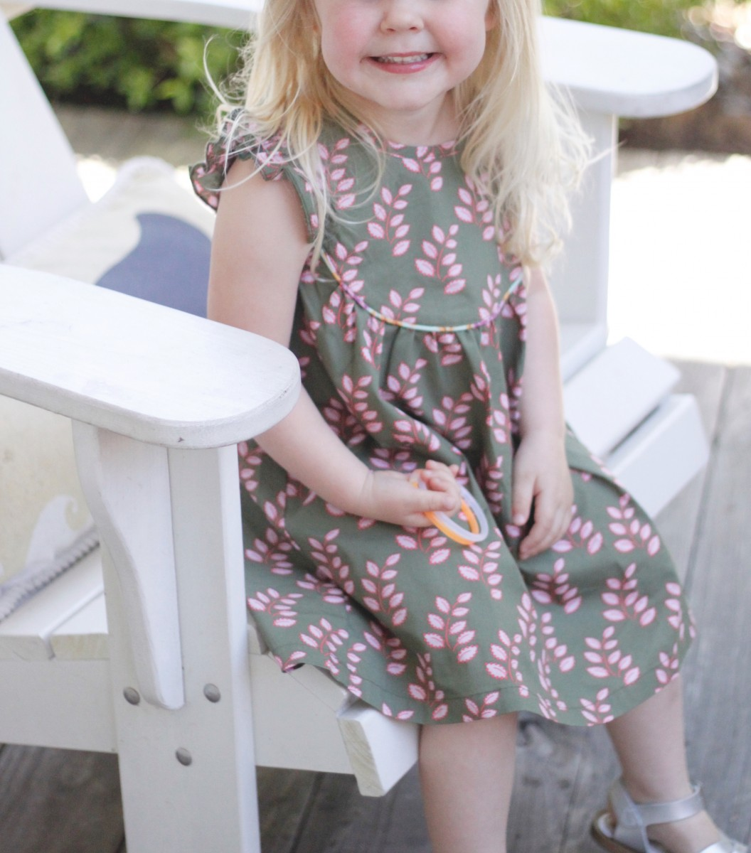 Matilda Jane Flutter Dress 1