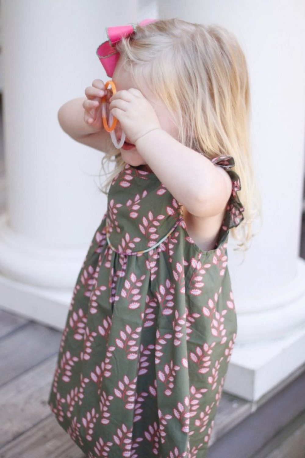 Whiny Wednesday: The Flutter Dress