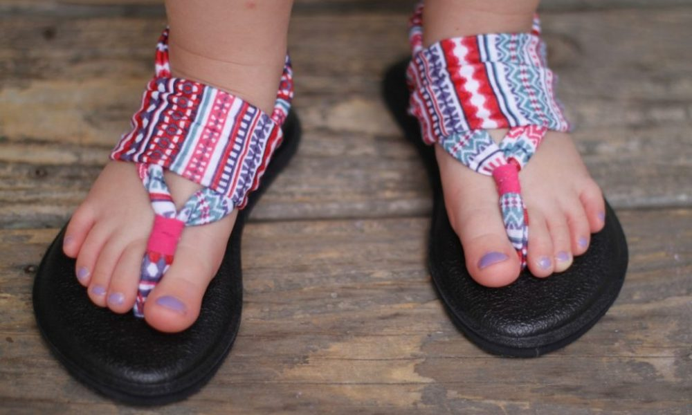 Whiny Wednesday: Summer Sandals for the Kids