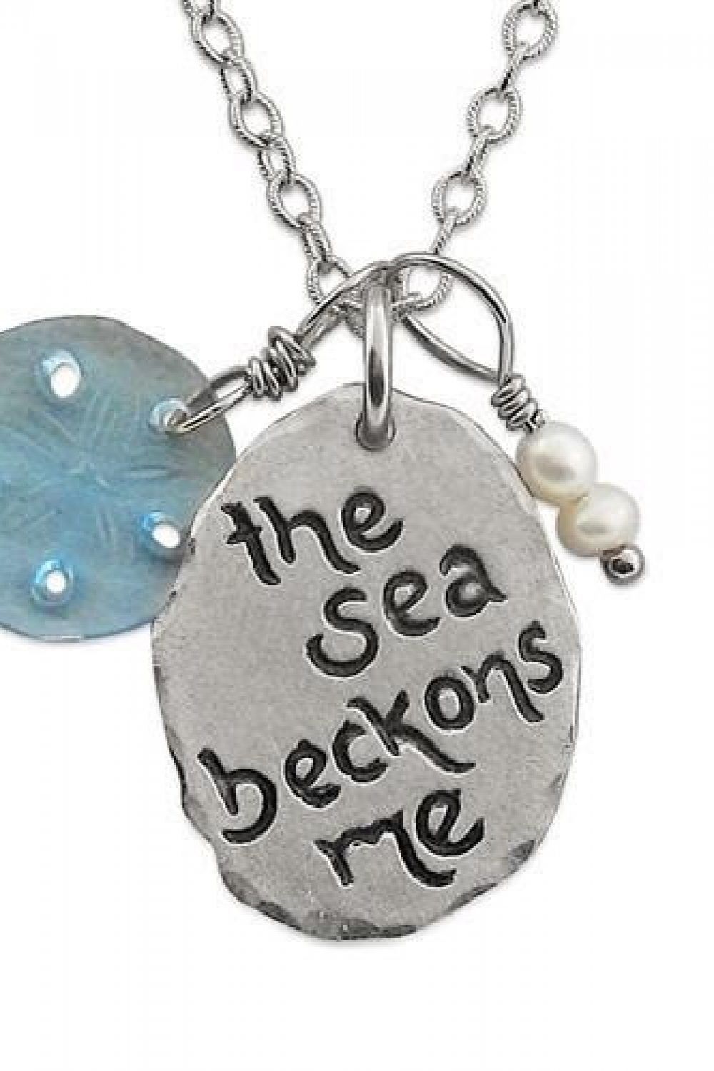Isabelle Grace Sea Beckons Necklace