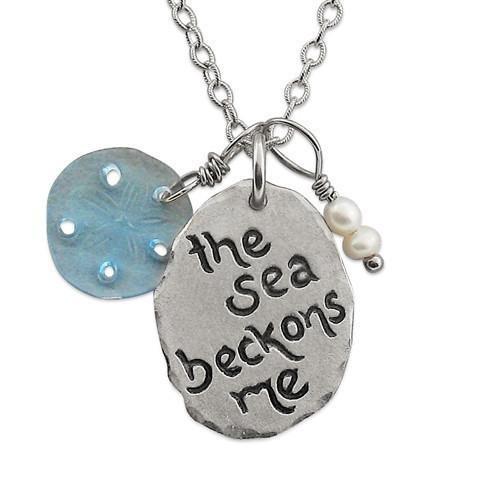 Isabelle Grace Sea Beckons Necklace