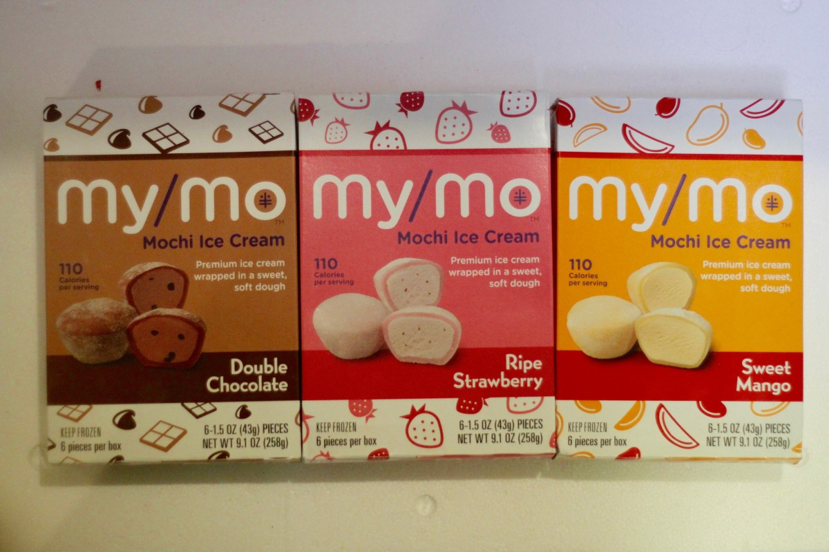 My Mo Mochi Ice Cream