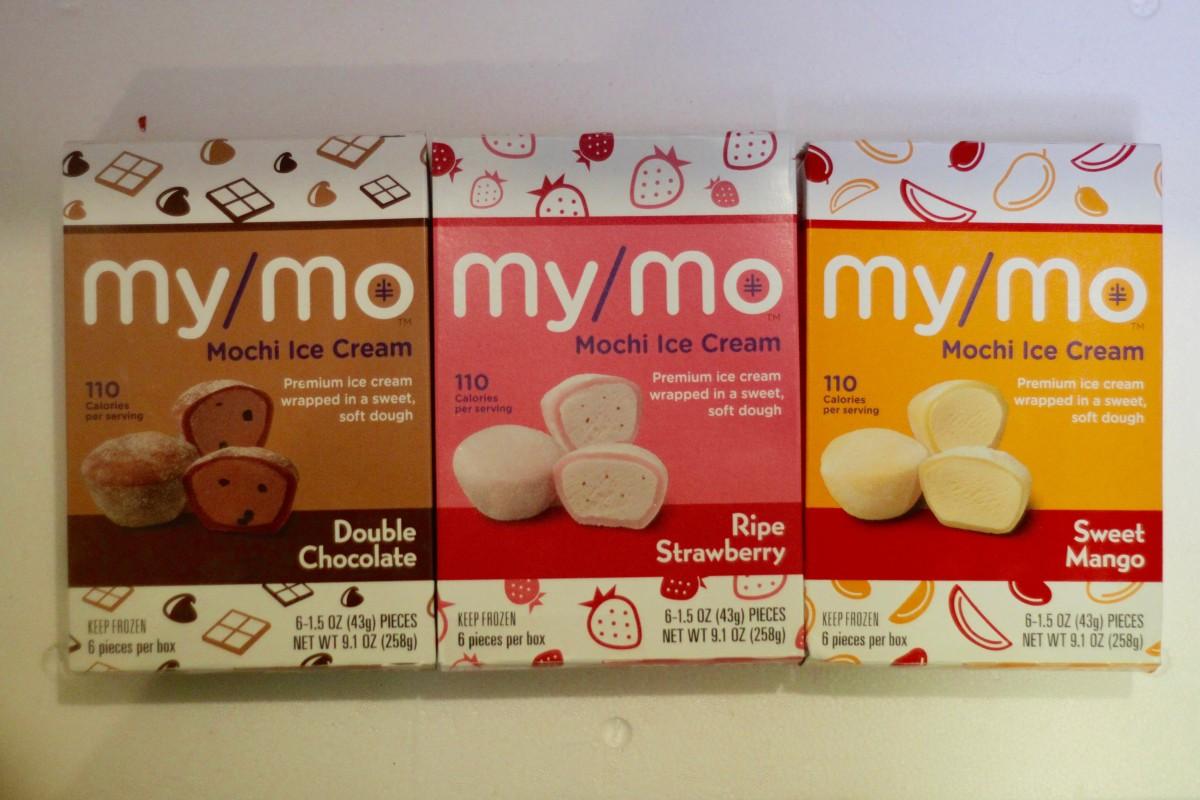 My Mo Mochi Ice Cream