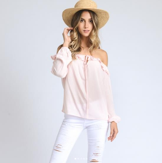 Off the Shoulder Top MAGIC Trend