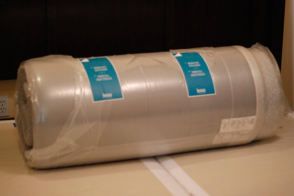 Leesa mattress 4