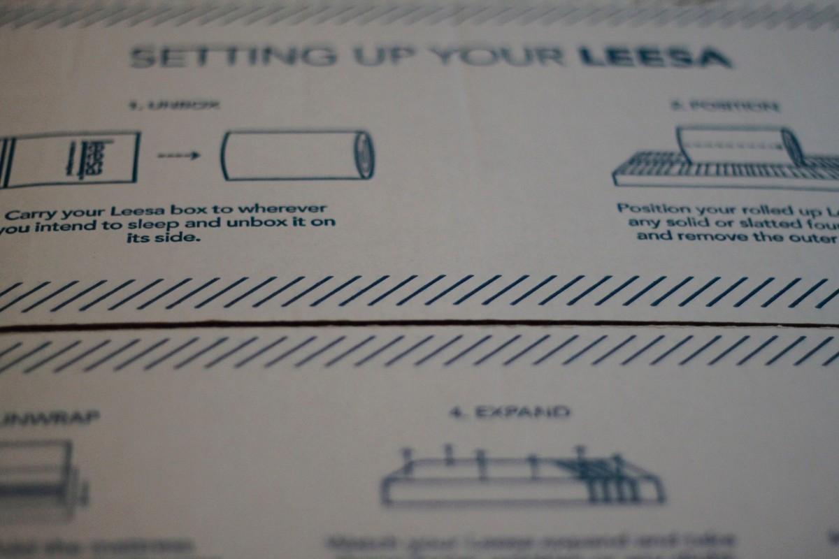 Leesa mattress 5