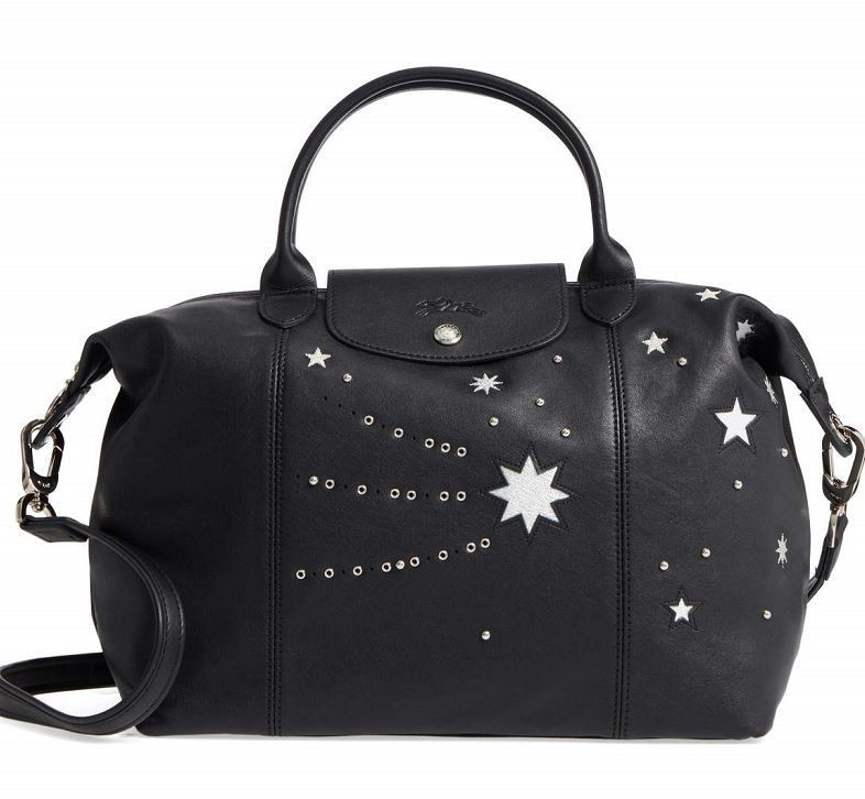 Longchamp star bag