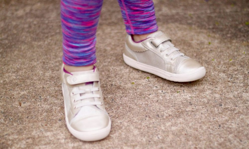 Whiny Wednesday: Chic Metallic Sneakers