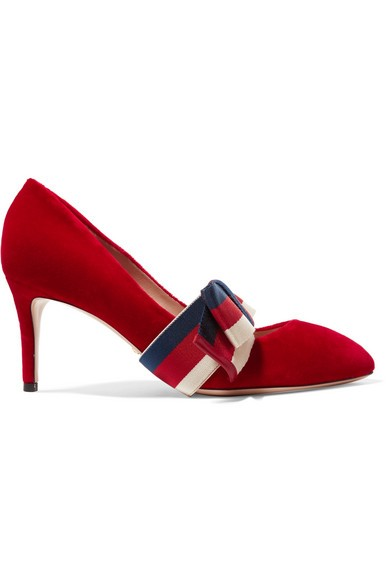 Gucci Mid Heel Shoe Trend