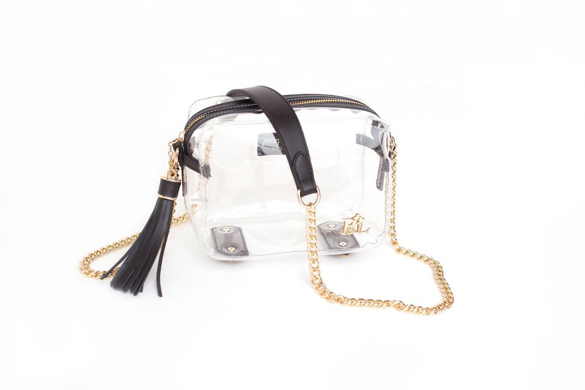 Accessory Trends Clear Bags