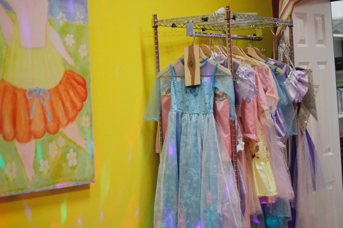 Pigtails Crewcuts Princess Party Dresses