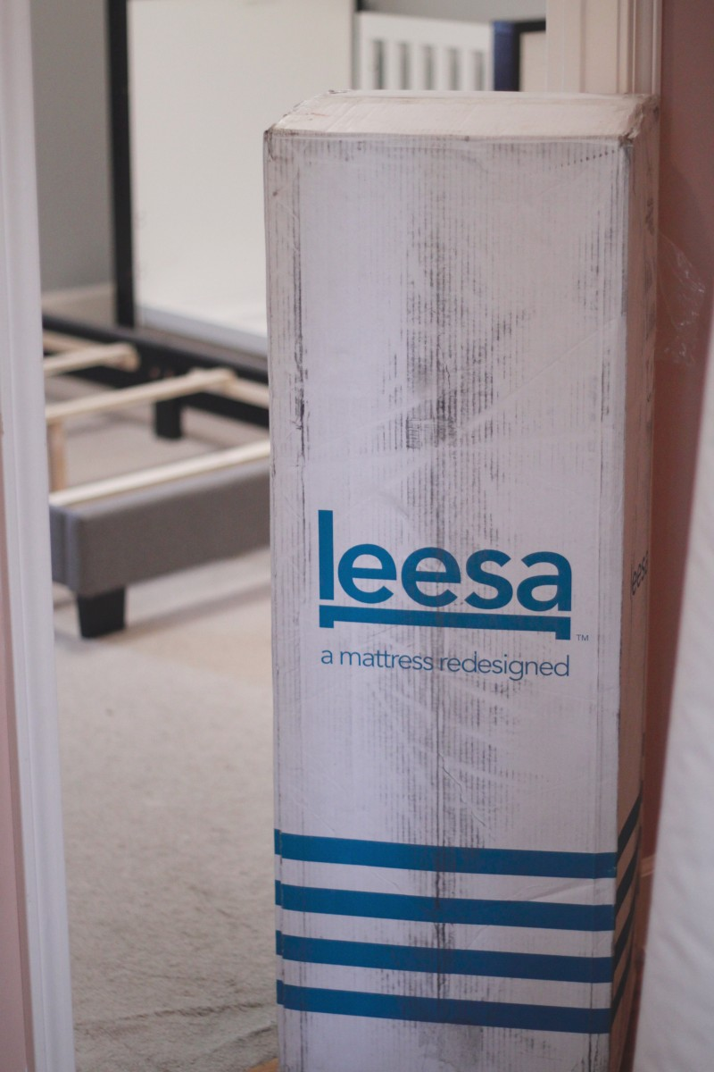 Leesa Twin Mattress 1