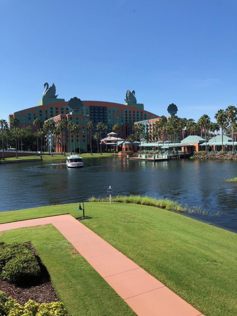 Walt Disney World Dolphin Hotel